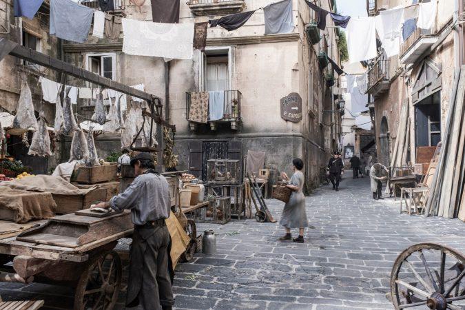Il commissario Ricciardi. Guanciale: Il fascino crepuscolare della città vecchia di Taranto