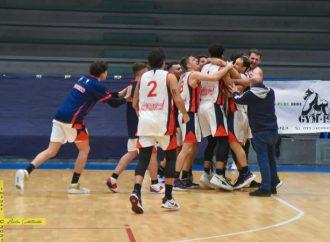 Cus Jonico Taranto, unica squadra imbattuta del basket nazionale