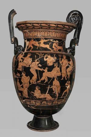 Da Sparta a Taranto: la storia del cratere a volute in Magna Grecia domani al MarTA