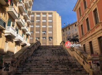 Le scale della Virgilio: un teatro a cielo aperto da riqualificare e utilizzare