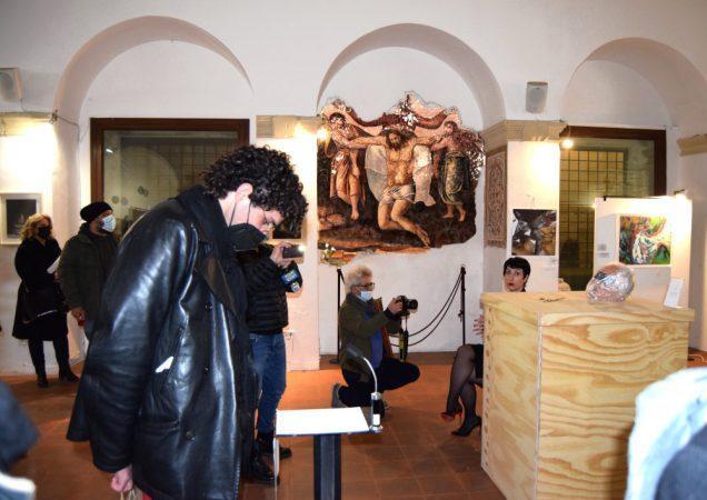Il rapporto tra uomo e pianeta, mostra d'arte contemporanea a Lecce