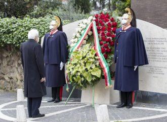 Mattarella: 16 marzo '78, data incancellabile nella coscienza del popolo italiano