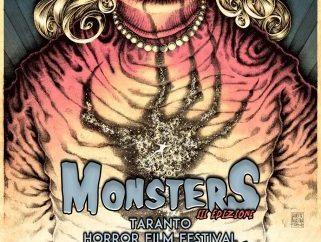 Al via la terza edizione di Monsters Taranto Horror Film Festival