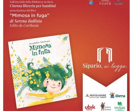 """""""Mimosa in fuga"""", i valori femminili a Sipario si legge"""