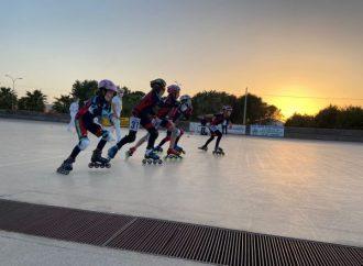 Una società di Taranto ha vinto i campionati regionali di pattinaggio su pista