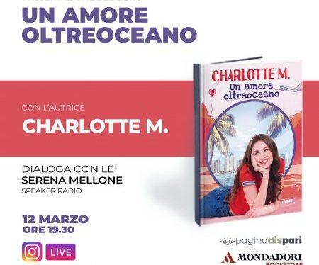 """Libri, """"Un amore oltreoceano"""" a Pagina Dispari"""