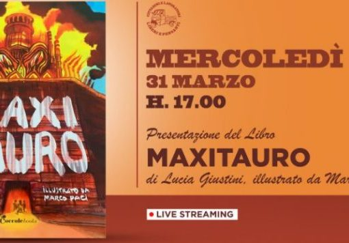 Maxitauro apre la rassegna libri che accompagnerà all'Uno Maggio Libero e Pensante
