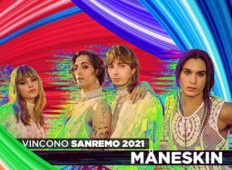 Sanremo rock, vincono i Maneskin