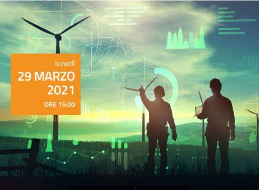 Transizione ecologica, ciclo di incontri sulle opportunità del Recovery Fund