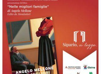 """""""Nelle migliori famiglie"""", presentazione in anteprima a Sipario, si legge"""
