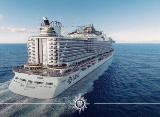 Crociere, dal 5 maggio MSC Seaside farà tappa a Taranto ogni settimana