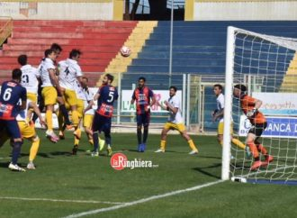 Taranto cinico e vincente, il Casarano a -8 con due gare da recuperare