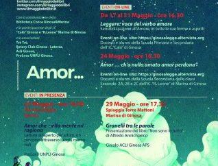 """Ginosa, gli appuntamenti de Il Maggio dei Libri <span class=""""dashicons dashicons-calendar""""></span>"""