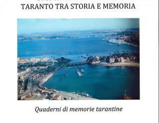 """Libri, """"Una città e i suoi mari, Taranto tra storia e memoria"""""""