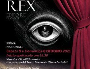 """Oedipus Rex, la nuova produzione del Teatro delle Forche in scena a Massafra <span class=""""dashicons dashicons-calendar""""></span>"""