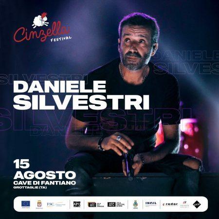 Daniele Silvestri al Cinzella Festival 2021