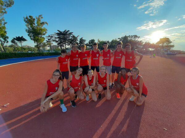 L'Amico Cras, buona prestazione alle finali regionali Under 16