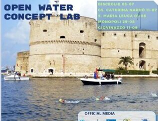 Open Water, torna il nuoto in acque libere in Puglia. Ecco le tappe