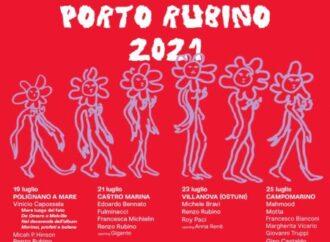 Porto Rubino: a Campomarino Mahmood, Francesco Bianconi, Giovanni Truppi, Margherita Vicario, Motta e Gino Castaldo