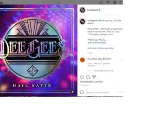 Dal grunge alla disco music, i Foo Fighters reinterpretano i Bee Gees