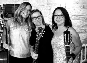 """Taranto, un trio di chitarriste apre il festival Città dello Jonio <span class=""""dashicons dashicons-calendar""""></span>"""