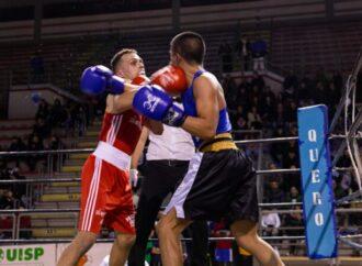 Campionati italiani Under 22,  tre pugili Quero-Chiloiro sul ring