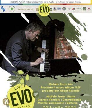 """Live Evo Festival, appuntamento con il jazz a San Simone (Crispiano) <span class=""""dashicons dashicons-calendar""""></span>"""