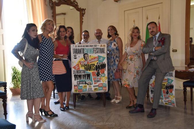 Swing, tre giorni a Taranto tra musica e workshop