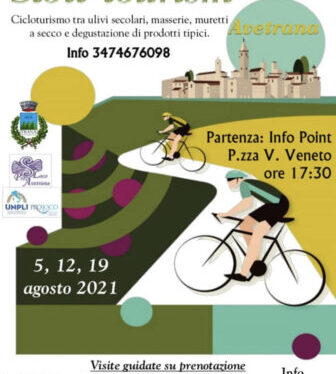 """Cicloturismo ad Avetrana <span class=""""dashicons dashicons-calendar""""></span>"""
