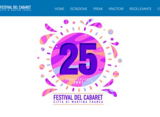 """Festival del Cabaret, ospiti e concorrenti a Martina Franca per l'edizione 25 <span class=""""dashicons dashicons-calendar""""></span>"""